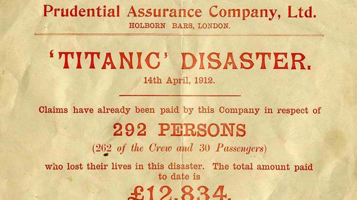 Loss History Insurance >> Claims – Prudential plc