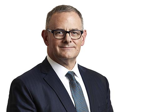 Michael Falcon – Prudential plc